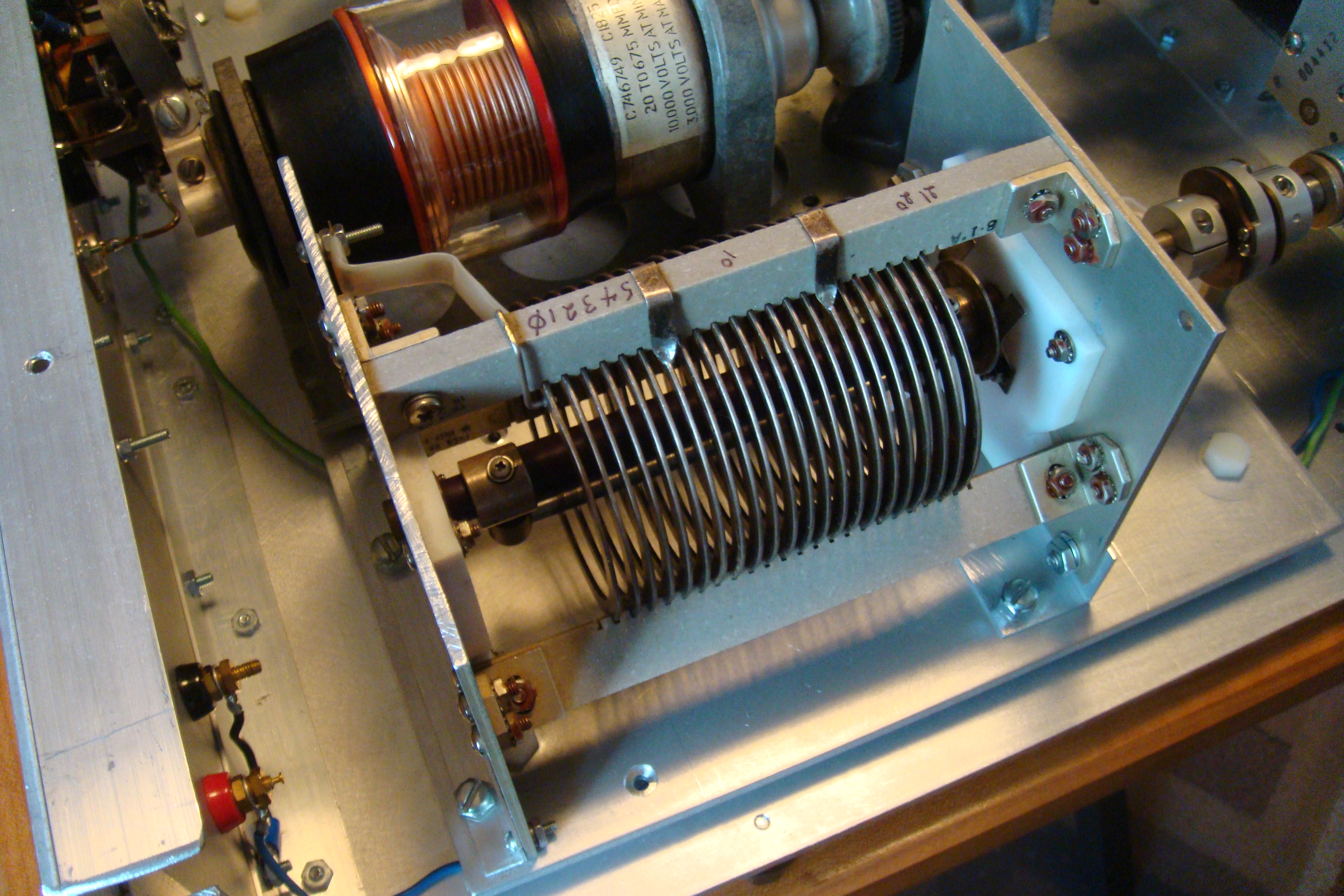 W9IE High Power Antenna Tuner – 2014 – Chiburban Radio Mobileers